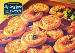 Trader Joe's Spizzico di Pizza (12 Count) (Appetizer-Sized Cheese Pizzas) (Frozen)