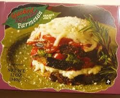 Trader Joe's Stacked Eggplant Parmesan (Vegetarian) (Frozen)