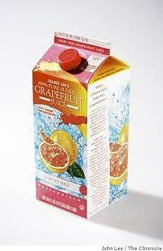 Trader Joe's Grapefruit Juice