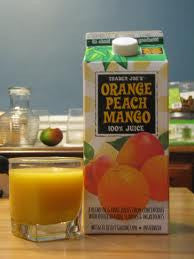 Trader Joe's Orange Peach Mango 100% Juice