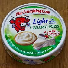 Laughing Cow Light Swiss Cheese