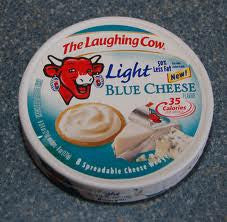 Laughing Cow Light Blue Cheese