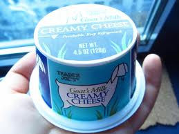 Trader Joe's Goat's Milk Creamy Cheese