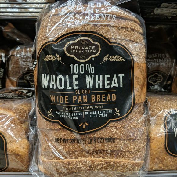 Western Hearth Whole Wheat Sliced Bread