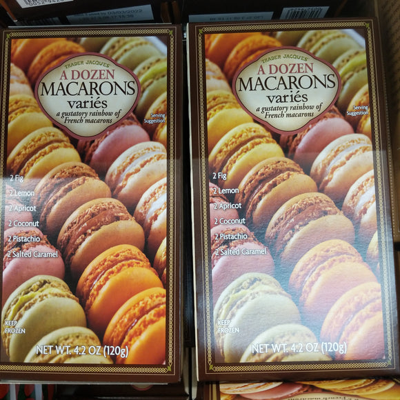 Trader Joe's Assorted Macarons
