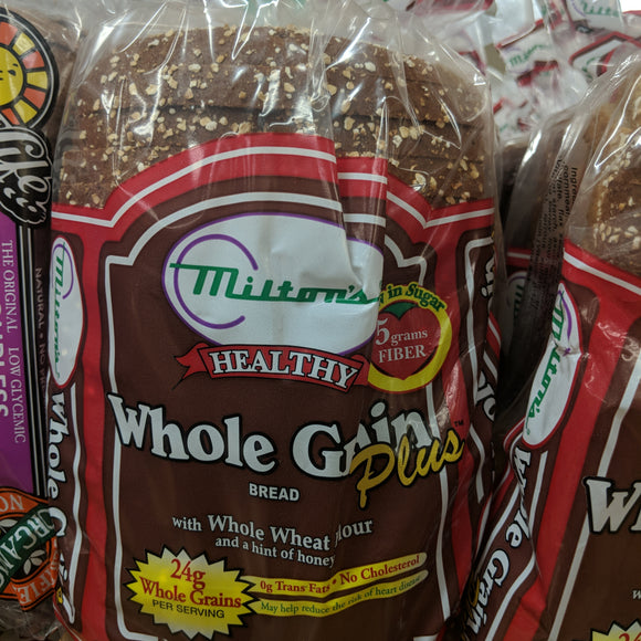 Milton's Whole Grain Bread