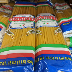 Trader Joe's Spaghetti Authentic Italian Pasta
