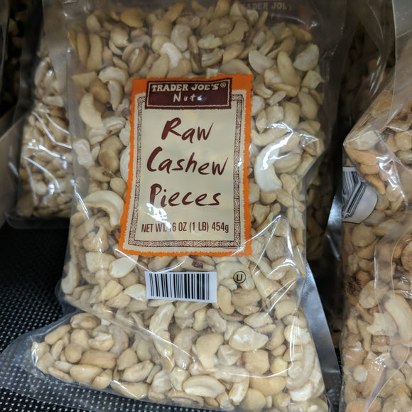 Trader Joe's Raw Cashew Pieces