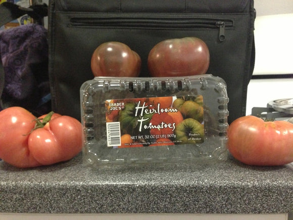 Trader Joe's Heirloom Tomatoes