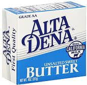 Alta Dena Unsalted Sweet Butter