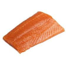 Atlantic Salmon Fillet (Unprepared)