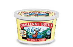 Challenge Sweet Whipped Butter