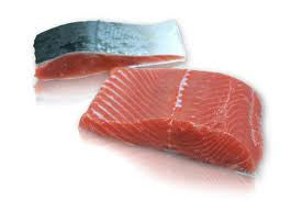Coho Salmon Fillet (Unprepared)
