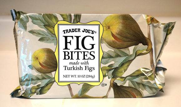 Trader Joe's Fig Bites Made with Turkish Figs