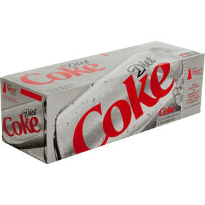 Diet Coke Fridge Pack