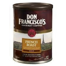 Don Francisco French Roast Coffee (Ground)