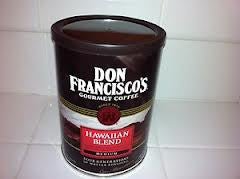 Don Francisco Hawaiian Blend Coffee (Ground)