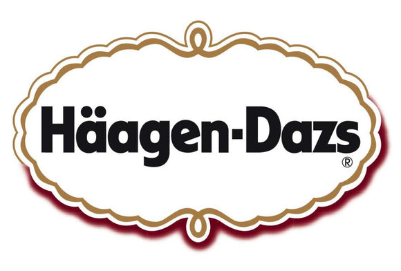 Haagen Dazs Cookie Dough Ice Cream