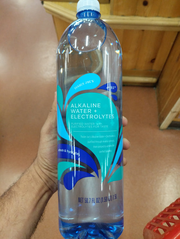Trader Joe's Electrolyte Enhanced Water (50.7 oz.)