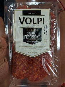Trader Joe's Volpi Sliced Pepperoni