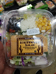 Trader Joe's Southwest Salad (Reduced Fat)