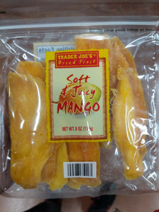 Trader Joe's Soft and Juicy Mango