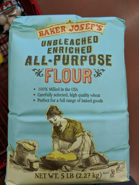 Trader Joe's All Purpose Flour