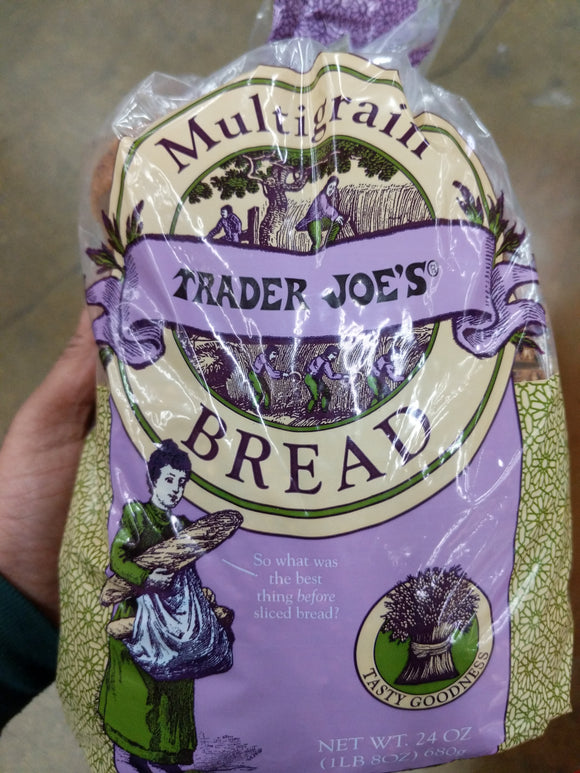 Trader Joe's Multigrain Bread