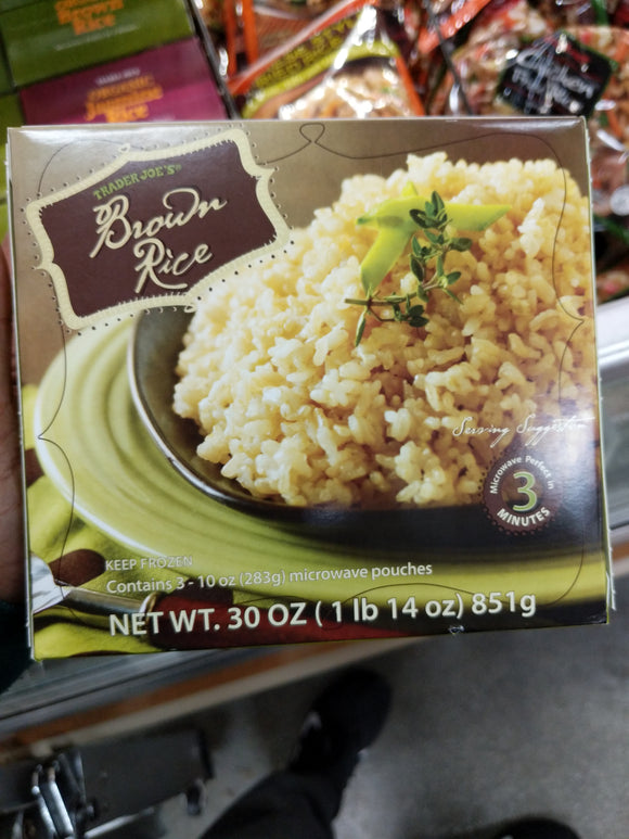 Trader Joe's Brown Rice