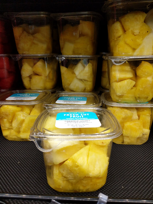 Trader Joe's Sliced Fresh Pineapple Spears