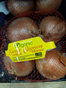 Trader Joe's Bag of Organic Sweet Onions