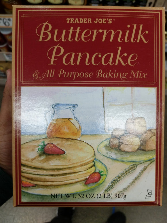 Trader Joe's Buttermilk Pancake and All Purpose Baking Mix