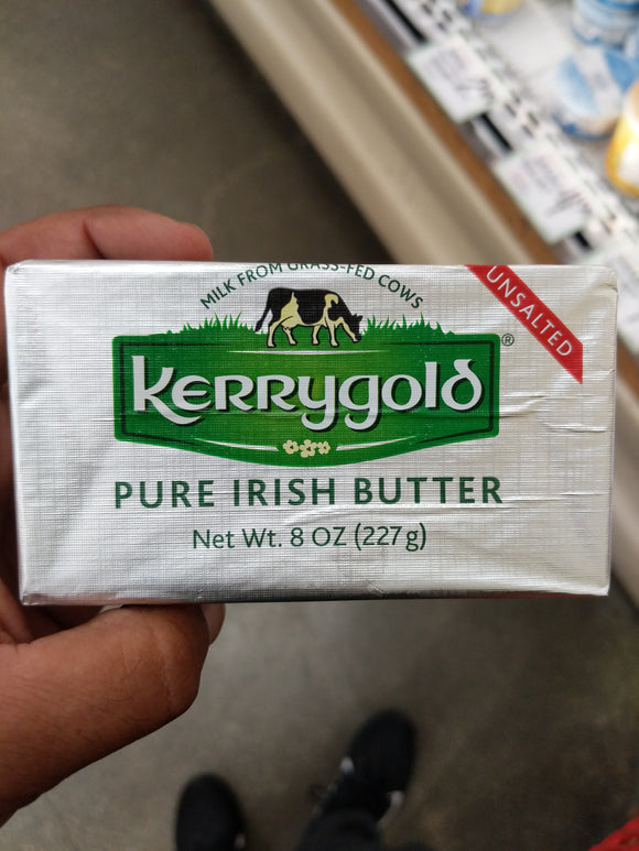 Kerrygold Pure Irish Butter (Unsalted)