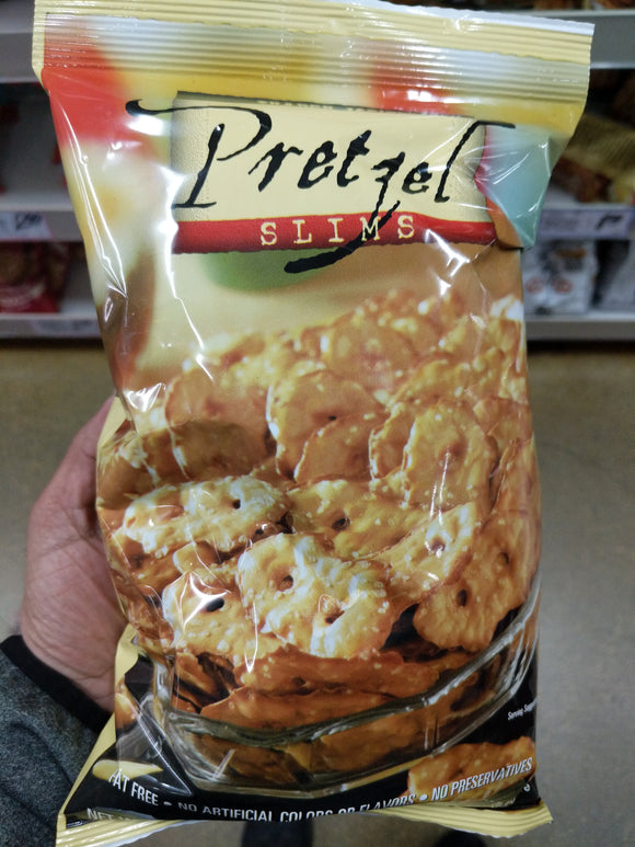 Trader Joe's Pretzel Slims