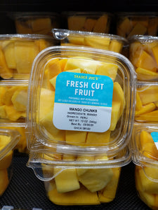 Trader Joe's Sliced Fresh Mango