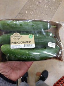 Trader Joe's Persian Cucumbers