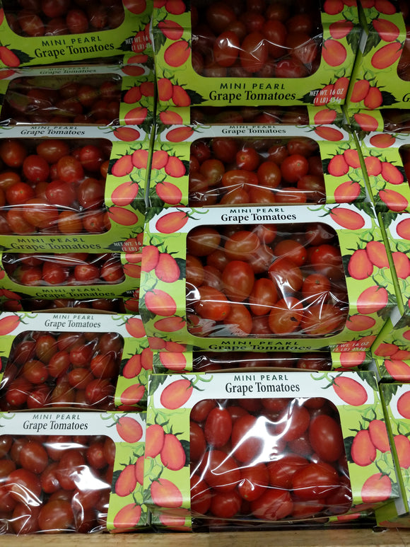 Trader Joe's Mini Pearl Grape Tomatoes