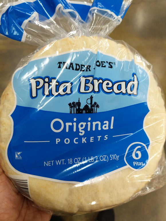 Trader Joe's Pita Bread