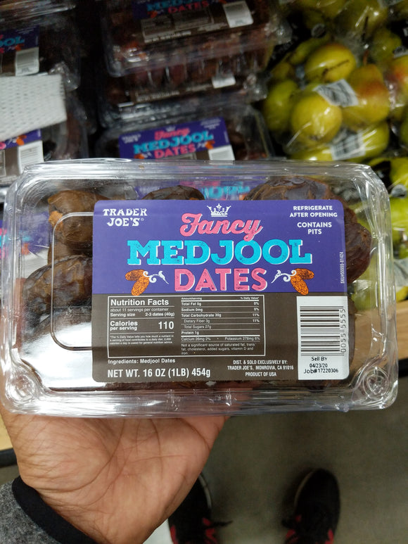 Trader Joe's Fancy Medjool Dates