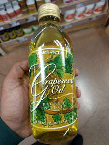 Trader Joe's Grapeseed Oil