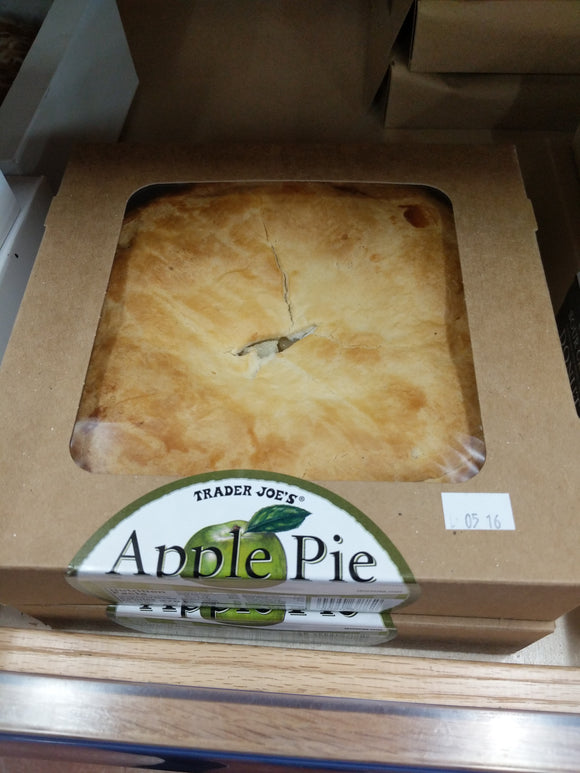 Trader Joe's Apple Pie