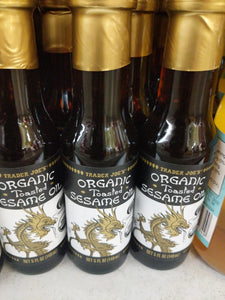 Trader Joe's Organic Toasted Sesame Oil