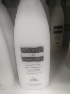 Trader Joe's Nourish Spa Conditioner