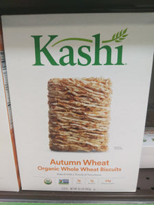 Kashi Organic Autumn Wheat Lightly Sweet Cereal
