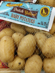 Trader Joe's Bag of Dutch Yellow Baby Potatoes