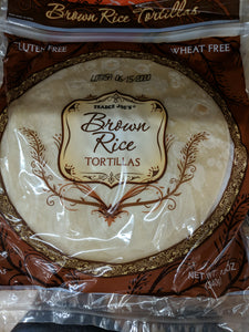 Trader Joe's Brown Rice Tortillas (6 Count)