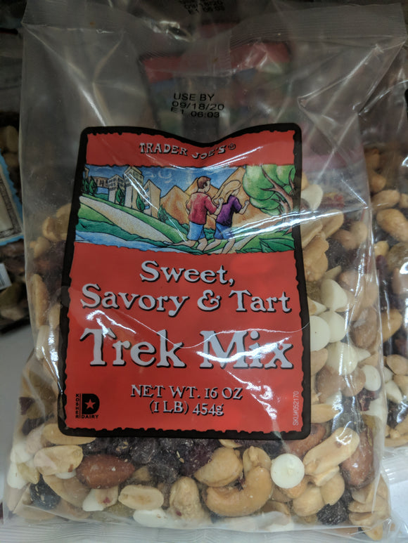 Trader Joe's Sweet, Savory and Tart Trek Mix