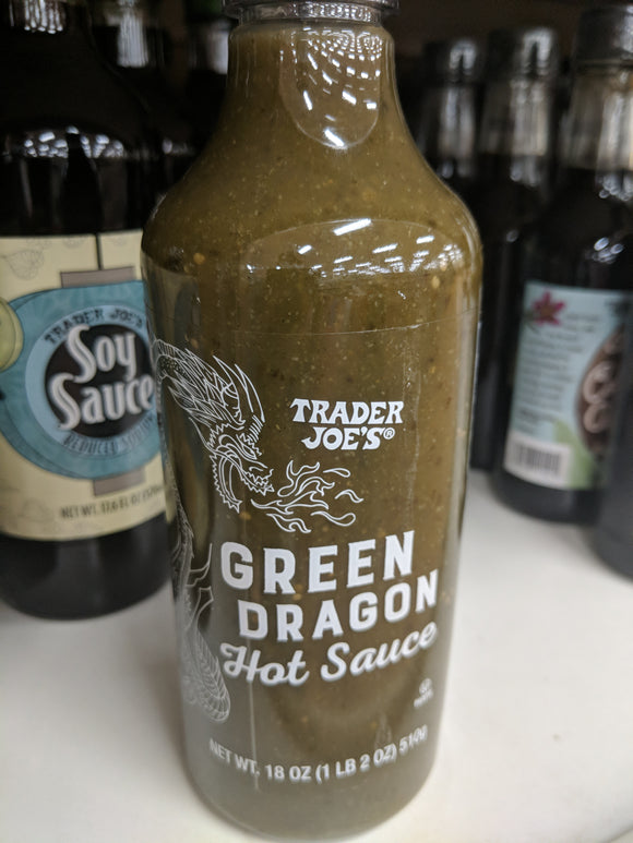 Trader Joe's Green Dragon Sauce