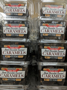 Trader Joe's Dark Chocolate Covered Caramels