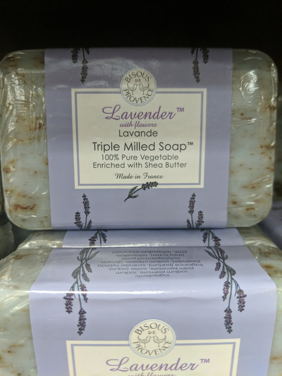 Trader Joe's Lavender Triple Milled Soap (Made in France)